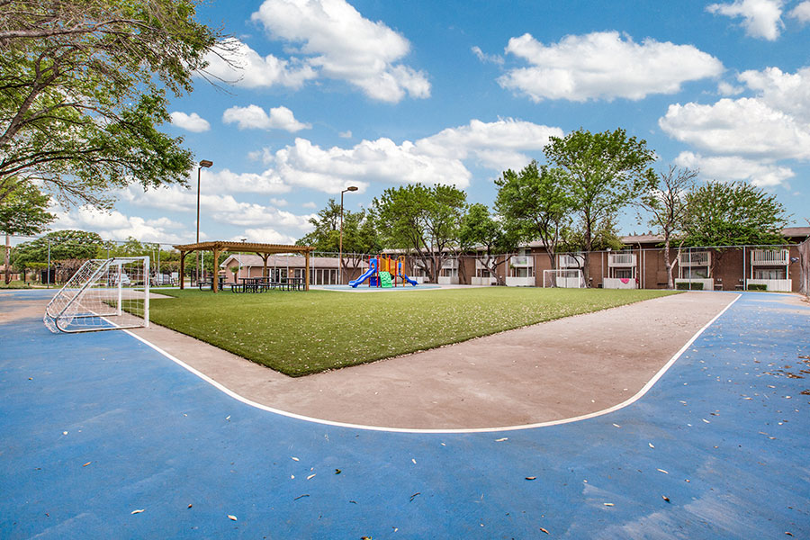 Community Sports Court