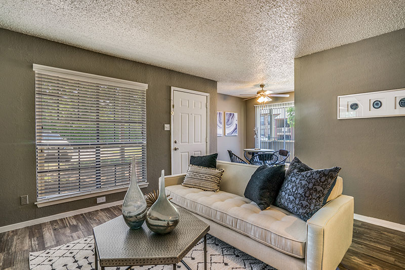 Full or Partial Renovated Apartments Available