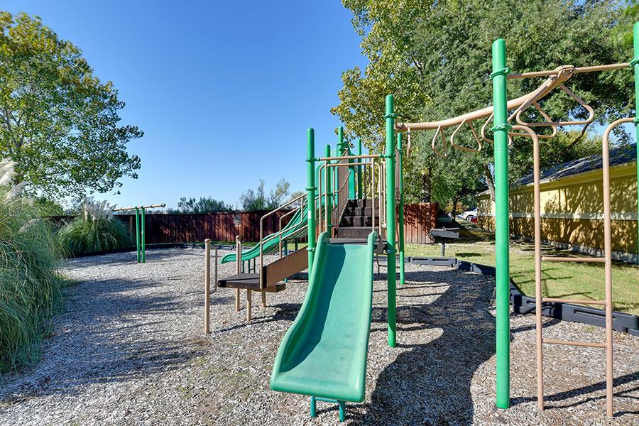 Spacious Playground!