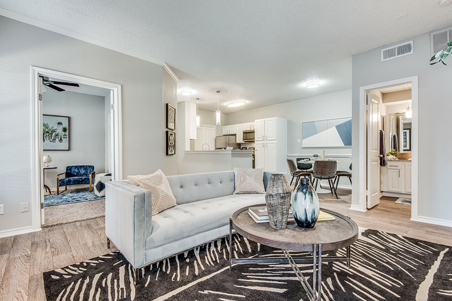 Modern, Open-Concept Floor Plans
