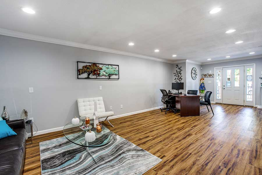 Contact us today to learn more about our affordable floor plans.