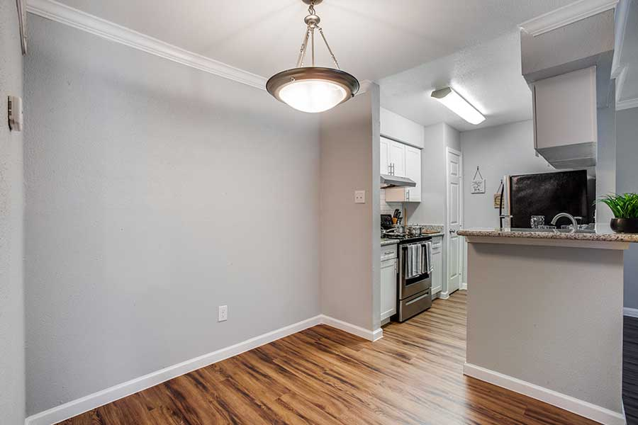 Experience your dream home in our 2 bedroom apartments in Houston, TX