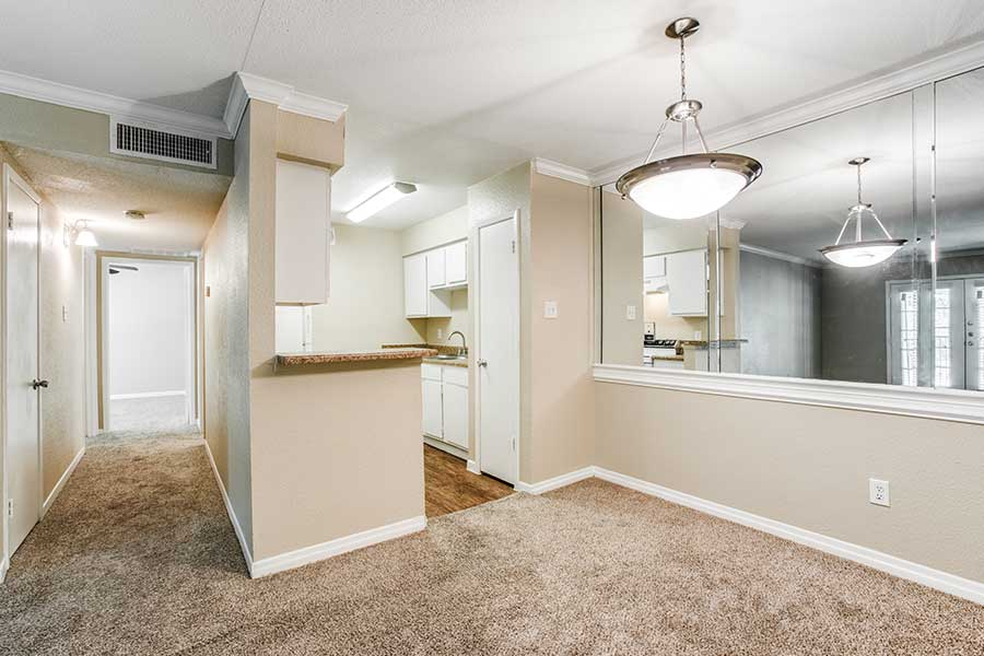 Our recently renovated apartments