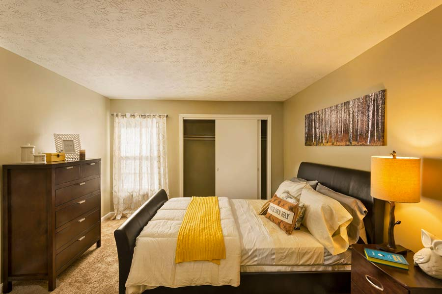 quality of apartment features and  amenities included