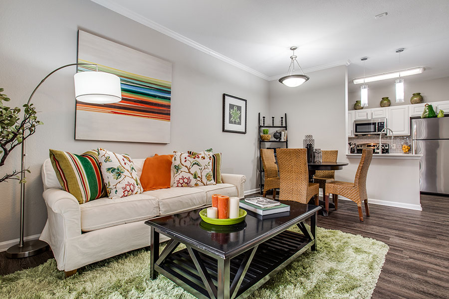 Open concept living, perfect for entertaining!