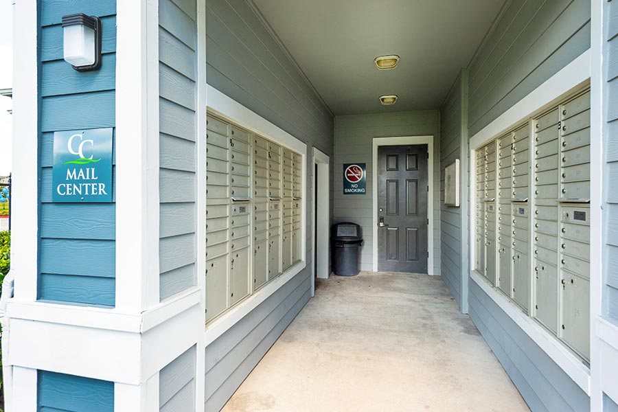 Cambria Cove Apartments Mail Center