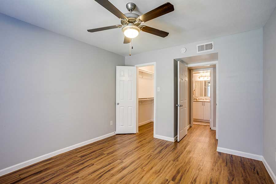 Live Oak's newly renovated apartments