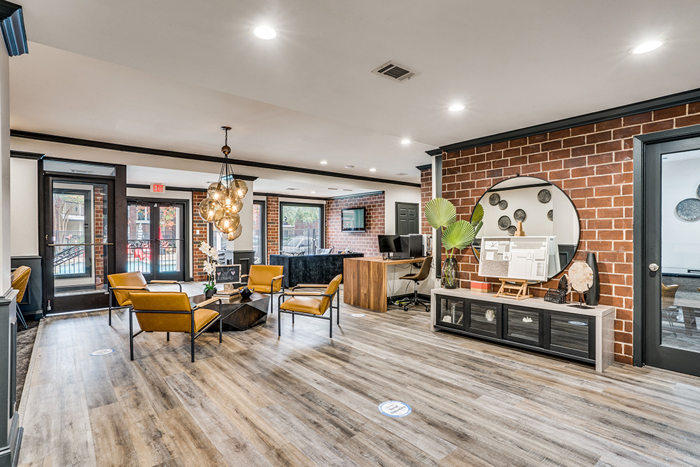 community with resident lounge