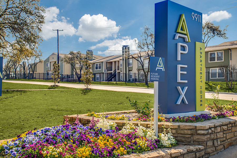 Apex in Dallas Apartments Homes