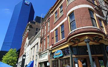 Lexington KY Downtown