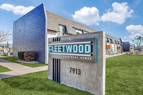 Fleetwood Apartments Location