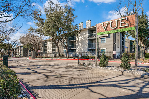 Vue on Forest Location