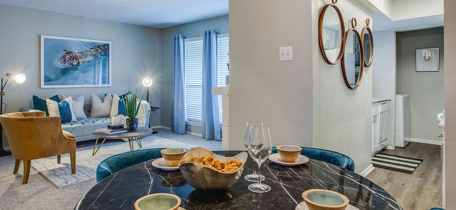 Enjoy north Arlington apartments