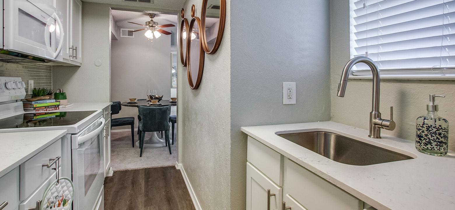 two bedroom apartment arlington