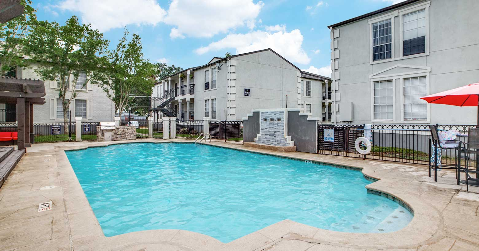 Apartments in seabrook