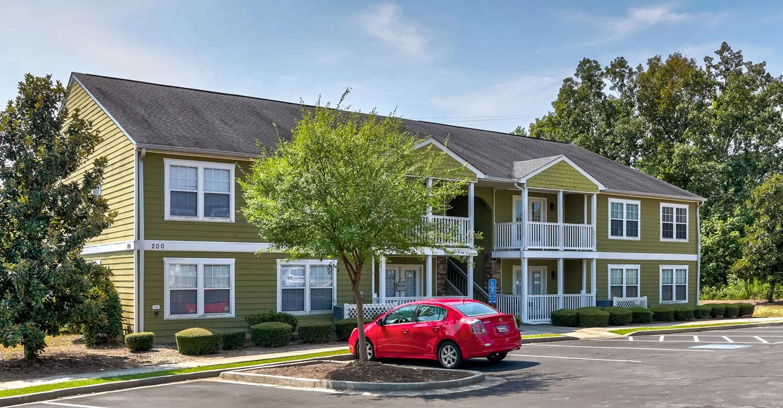 apartment complex in North Augusta