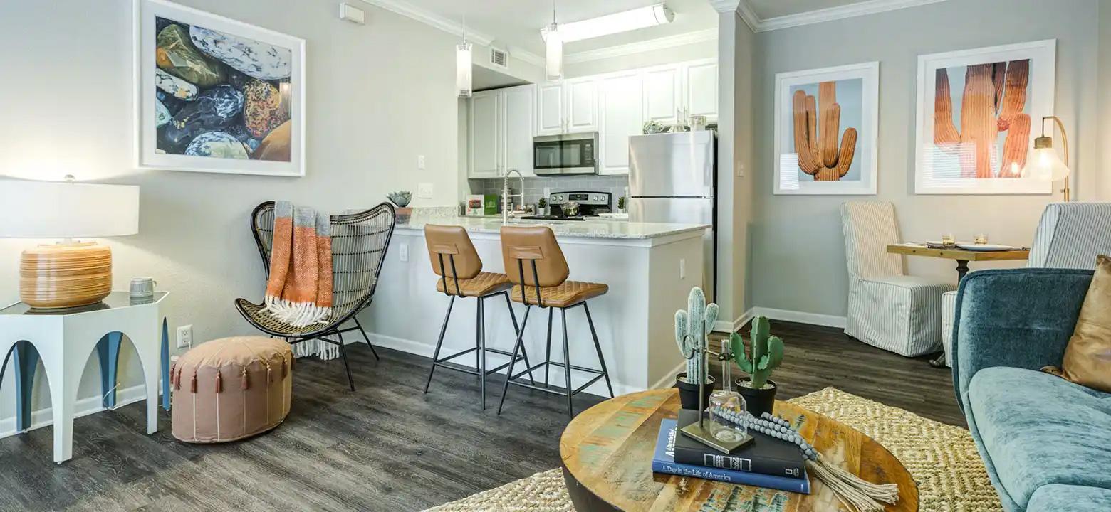 luxury apartments in Plano