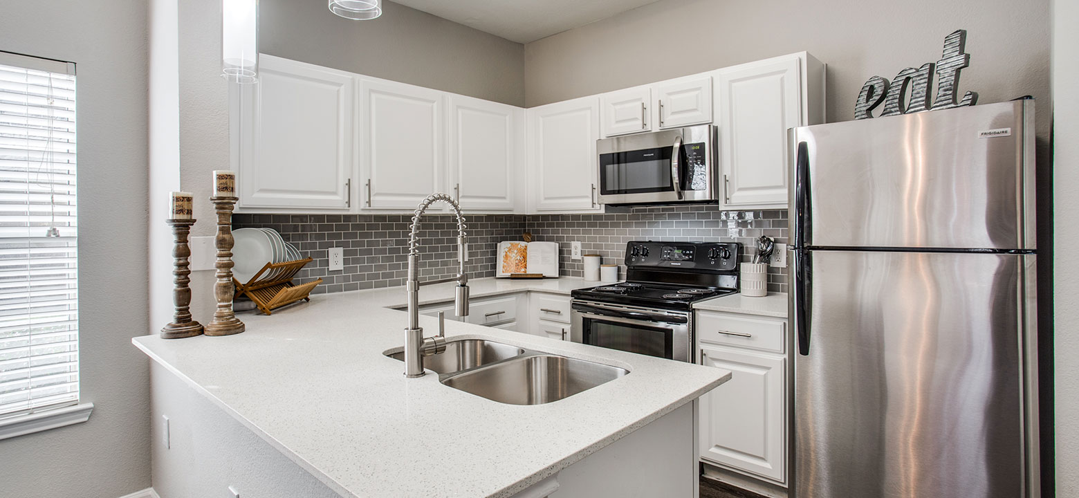 Northern Cross offers spacious one-bedroom, two-bedroom, and three-bedroom apartments