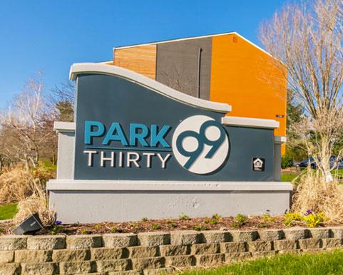 Park Thirthy99 apartments location
