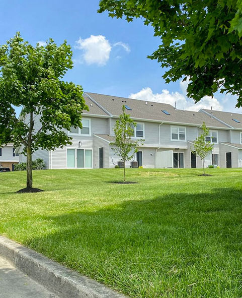 Town homes for rent in Beavercreek, OH | Fairfield Lakes